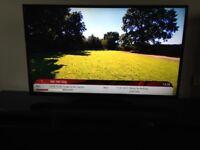 Hitachi 50HYT62U 50 Inch Full HD Freeview HD Smart LED TV