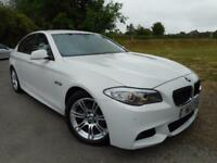 2013 BMW 5 Series 520d M Sport 4dr Step Auto [Start Stop] Media Package! M Sp...