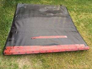 2004-2014 Ford F-150 6 and half ft soft tunneau cover