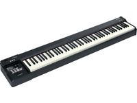 Roland A-88 piano midi controller