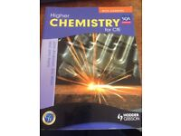 High Chemistry for CfE - With Answers - Latest Version - £10
