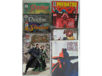 Large collection of Graphic novels and comics Bargain price!