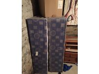 Used double divan and choice of mattress - ideal for rental property