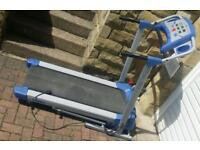Electric treadmill good working order £115