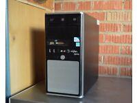Viglen Genie Desktop PC (Windows 7 Pro, Intel Pentium 2.60GHz, 2GB RAM, 160GB HDD, DVD-RW)