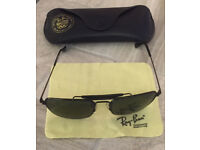 Genuine Vintage Ray-Ban B&L Olympic Game Official Sunglasses Reduced!!