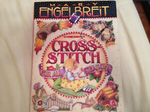 Mary Engelbreit Cross Stitch book