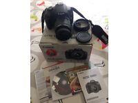 Canon 1200D Camera & Lens