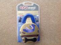 Brand new unopened ortho gold gum shield