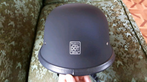 Daytona DOT Certified German style motorcycle helmet size M