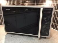 Sharp Combination Microwave, 40 Litre, 900 Watt