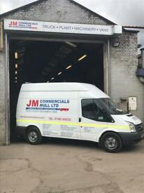 Truck trailer plant machinery vans repairs maintenance servicing