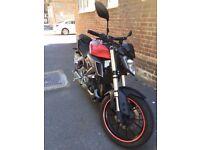 Yamaha mt 125 akrapovic exhuast