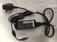 Genuine IBM Lenovo ThinkPad X200 X201 X220 X230 AC Adapter Charger PSU 65W