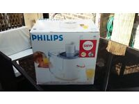 Philips Juice. Unused still in original unopened box