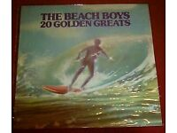 THE BEACH BOYS: 20 GOLDEN GREATS