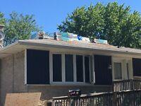 Roofing: free estimates