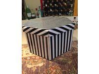 Cardboard Hat box