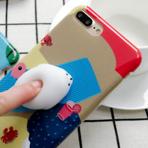 3D Squishy cute iPhone 6,/6s & iPhone 6/6s Plus Case for sale !