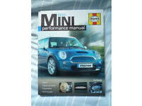 New MINI Performance Manual H4122