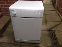 Nearly New Full Size White Beko AAA Dishwasher