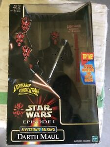 """Death Mail 12"""" electronic talking action figure"""