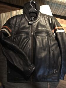 Manteau Harley Davidson cuir taille xl impeccable