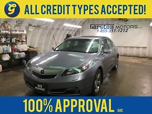 2012 Acura TL TECH*SH-AWD*LEATHER*NAVIGATION*BACK UP CAMERA*POWE