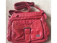 Red Fat Face Bag
