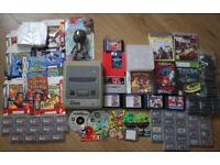 Retro Games/Gaming Bundle