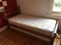 Single guest/trundle bed