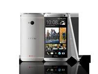 "HTC one M7 unlock beats audio Android LTE 32GB 4.7"" screen Unlocked"