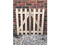 Garden gate 900mm x 900mm