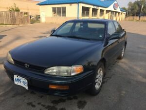 1995 Toyota Camry LE Sedan (AS IS & $1,250 OBO)