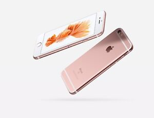 iPhone 6S rose gold -new