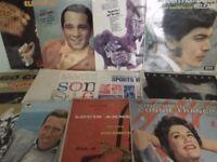 1950/60s Original Vynil Albums Job Lot