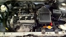 1 litre daihatsu engine 70k - devon/cornwall border