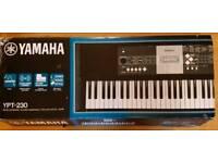 Yamaha keyboard YPT-230