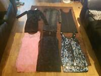 Women's clothes bundle size 8-10, Boohoo/Primark/Topshop etc