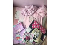 Girl's junior bed bedding bundle