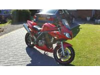Suzuki SV650 SK6 2006 low mileage, fantastic condition