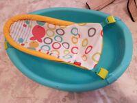 Fisher-Price Rinse 'n Grow Tub Bath