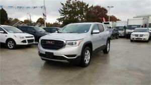NEW 2017 GMC Acadia SLE silver save huge 15 % off