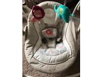 Comfort Harmony electric baby swing