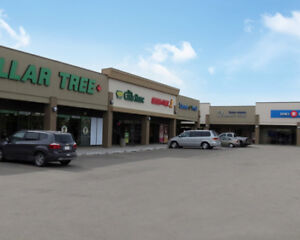 Retail Space Available in Bower Plaza