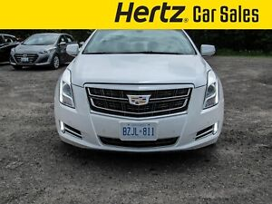 2016 Cadillac XTS AWD, LUXURY COLLECTION,SUNROOF, REMOTE START