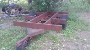 Wood or utility trailer. $300