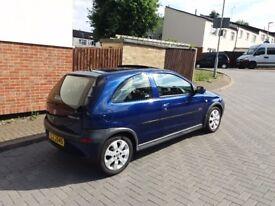 Vauxhall Corsa 1.2 SXi, 3 door, low miles.