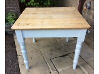Old Pine Kitchen/Dining Table