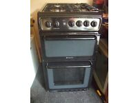 HOTPOINT FREE-STANDING GAS COOKER